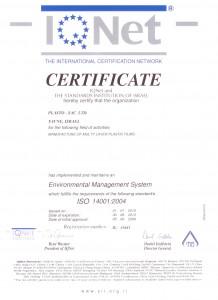 iQNet 14001